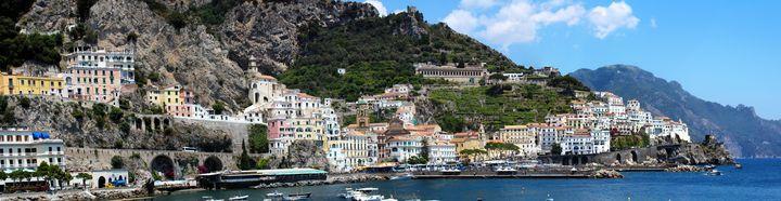 Super Panoramic - Amalfi - Bentivoglio Photography