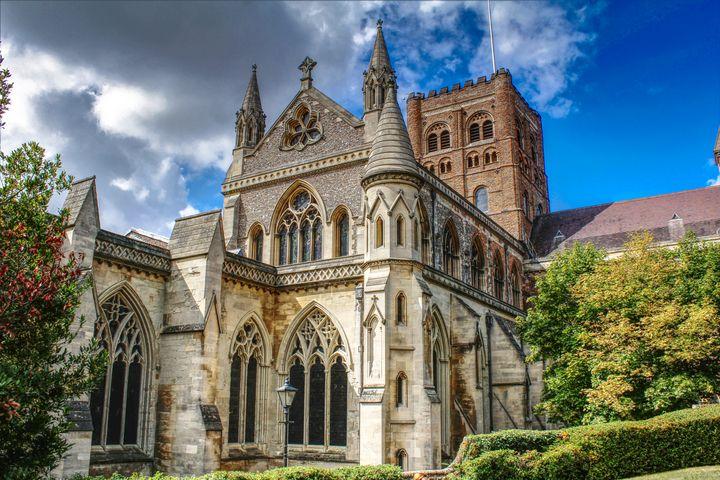 The Cathedral - Bentivoglio Photography