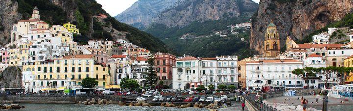 Amalfi Coast - Bentivoglio Photography