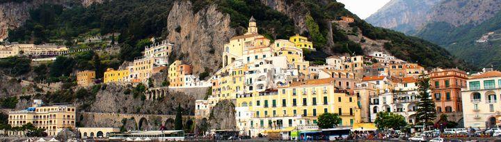 Amalfi Village - Bentivoglio Photography