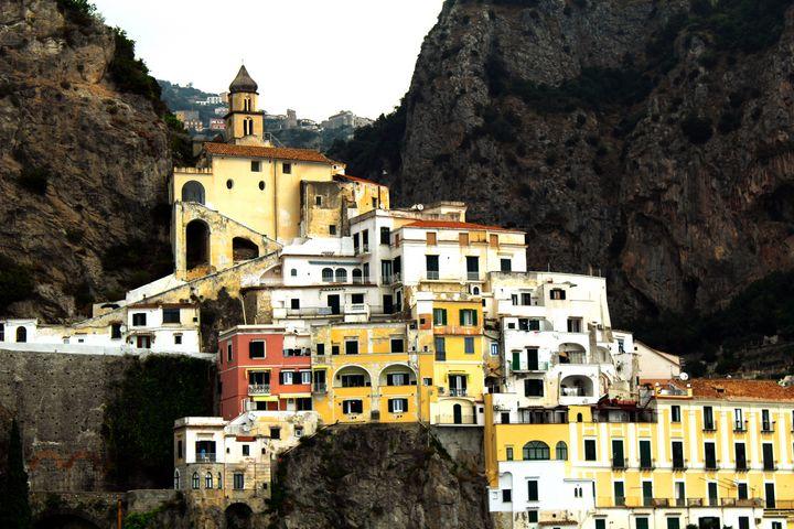 Ancient Village - Italy - Bentivoglio Photography