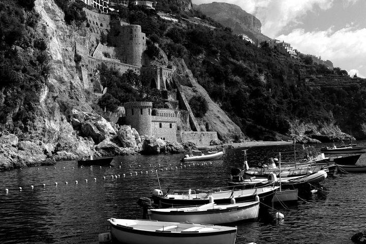 Conca dei Marini - Bentivoglio Photography