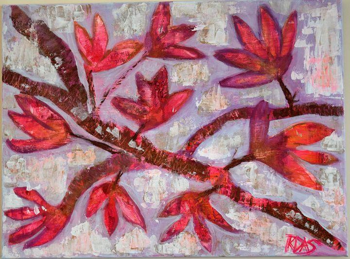 Spring Motivation - Ranjani's art