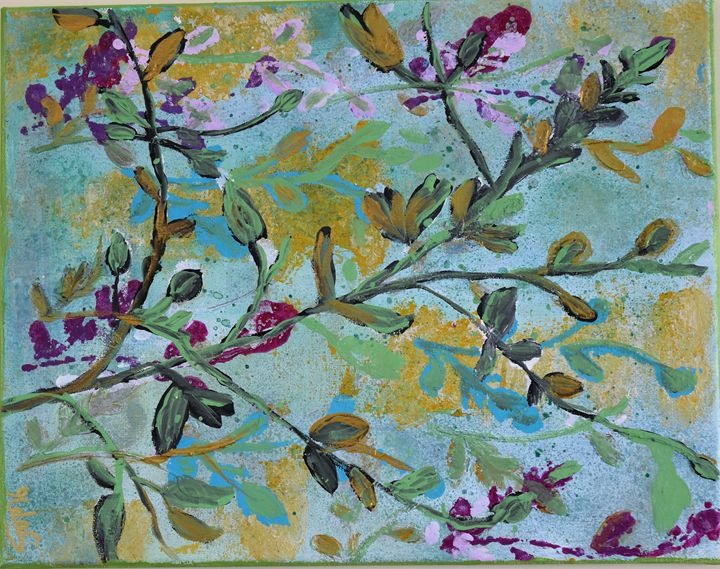 Spring - Ranjani's art