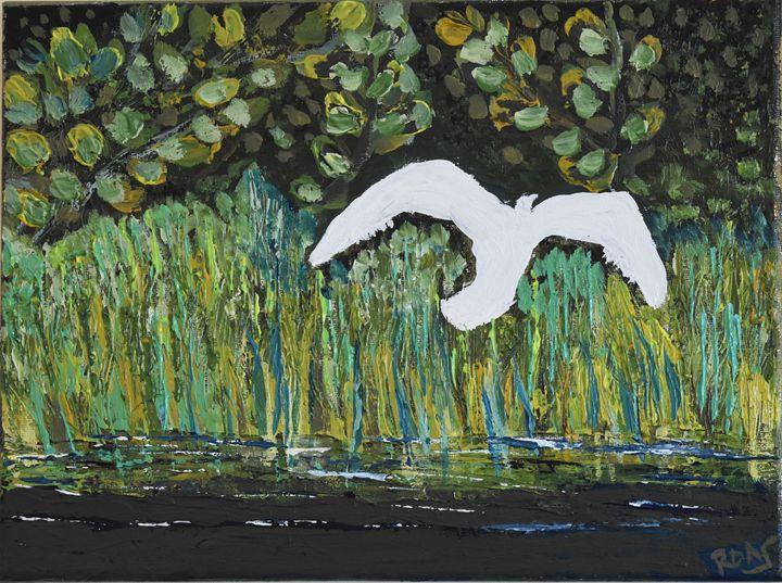 Freedom - Ranjani's art