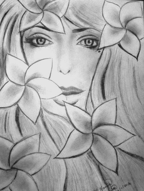 Mother Nature - Art By Marisol