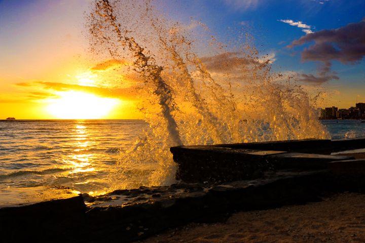 A Kiss of Sun - The Joy of Photography