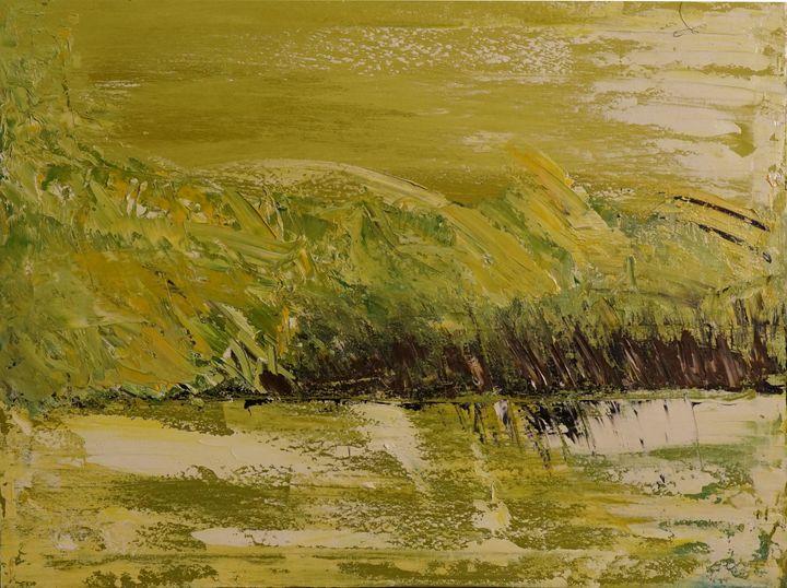 Green Landscape - Ibne Musa