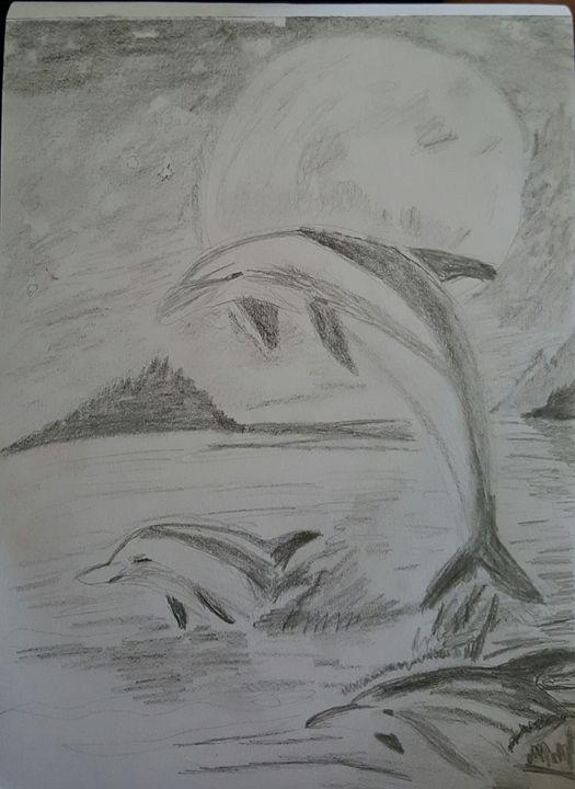 Dolphins - J4peas