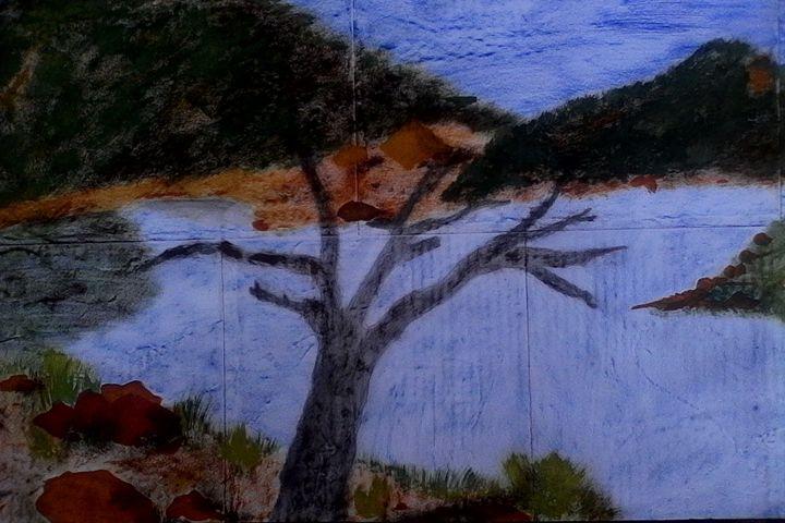 landscape - CAM's art