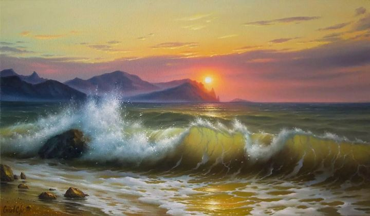 Ocean - Anna Russia
