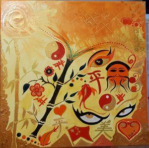 'Oriental Flow'