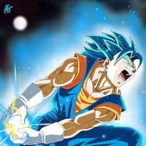 Vegito Blue - Tournament of Power