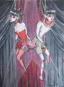 Circus Twins - Circus Dekay Industries
