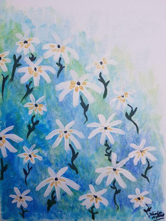 Happy Daisy's - Canvas Delights