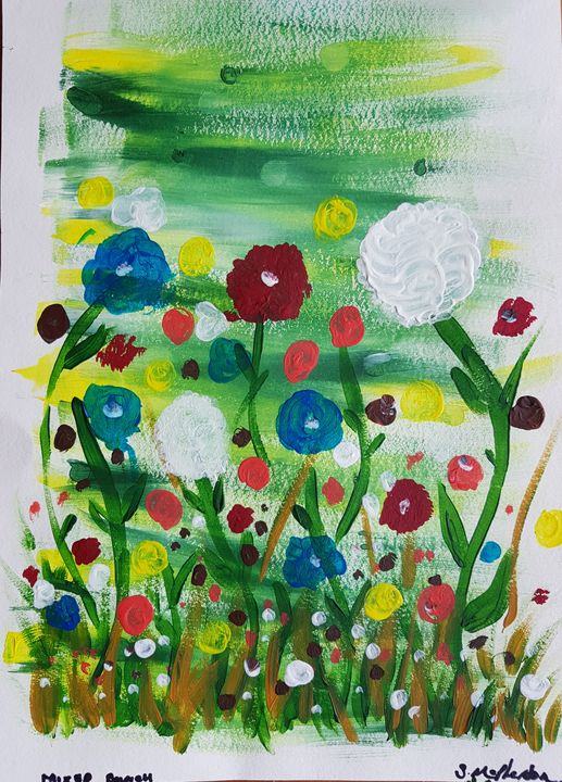 Mixed Bunch - Canvas Delights