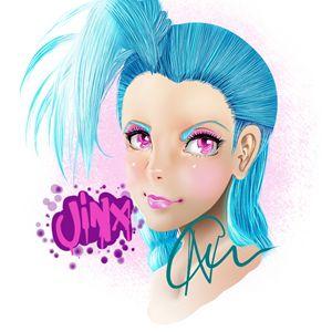 Jinx- League of legends