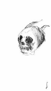 Demonic Face
