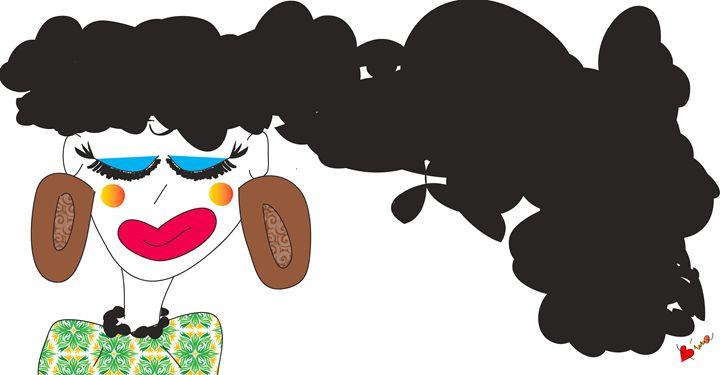 She - My Little Drawings
