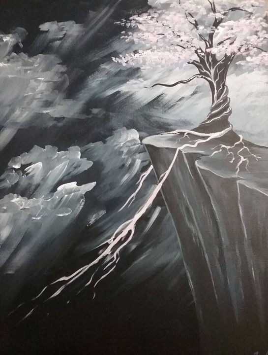 Tree of Life - Robert King custom Airbrushing