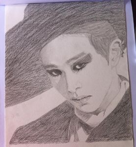 KPOP fan art
