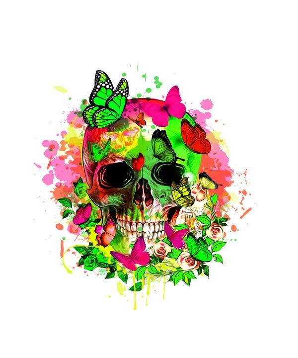 Day of the Dead. - Deborah Shack