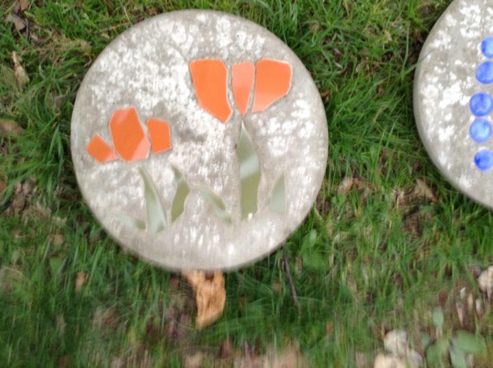 Spring bloom - Roni Rocks