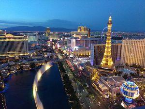 Las Vegas Strip 2017 - Artistic Anglez by Danielle
