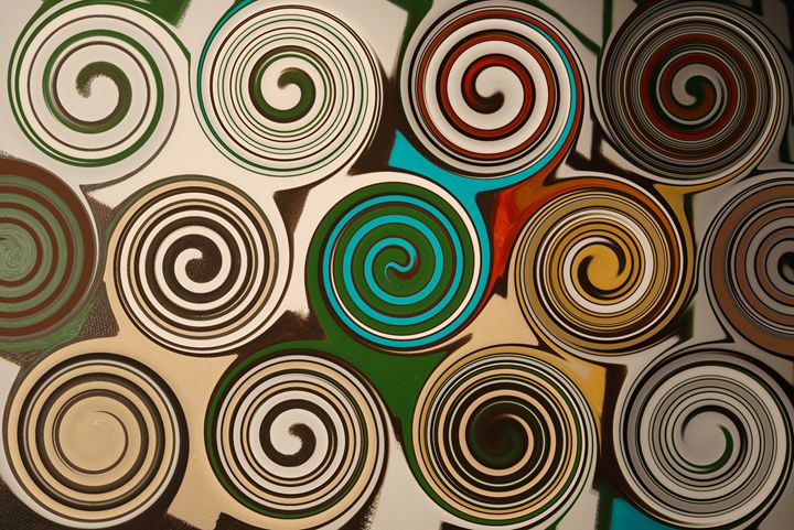 Swirls - Calico Studio