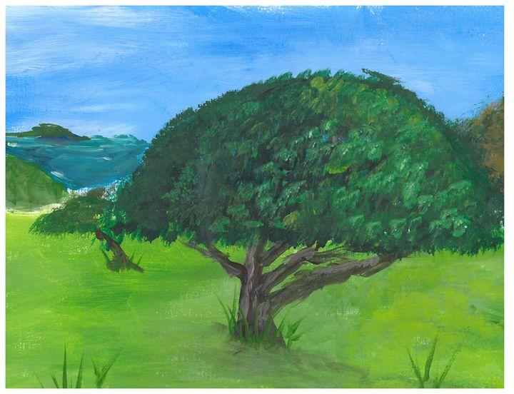 My Favorite Tree - The Broken Hearted Artist