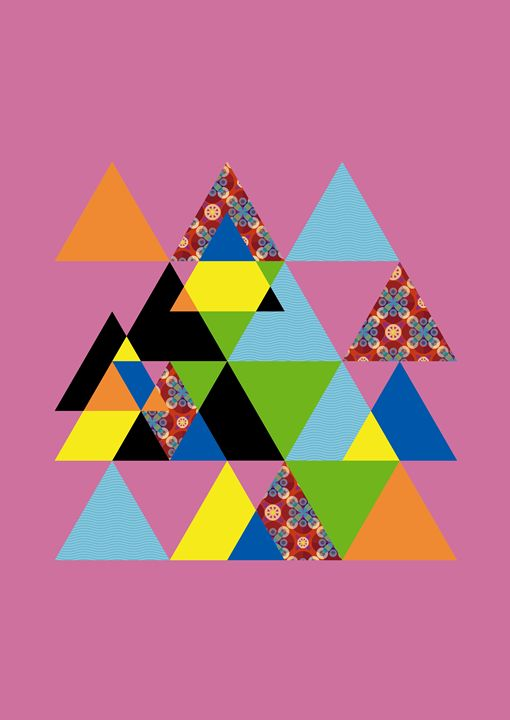 Pyramids - Stefan Sommer