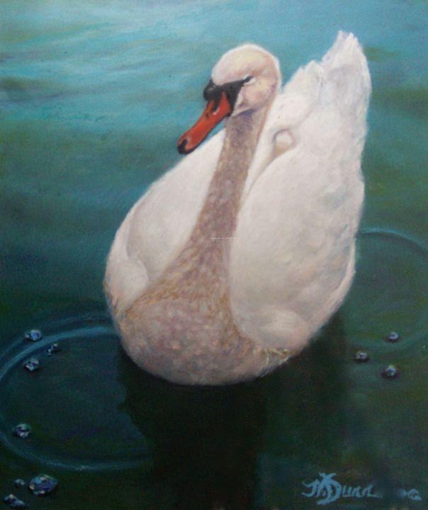 Swan - Sit'N'PrettyPets