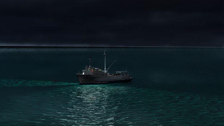 Tuna Boat - Made In The Basement Studios