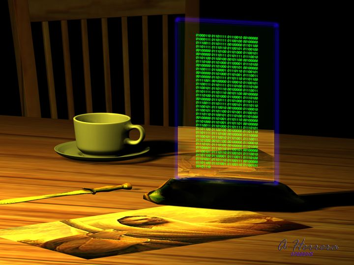 John 3:16 Binary Code - Made In The Basement Studios