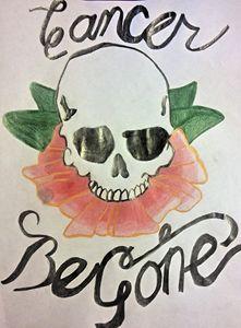 Cancer Be Gone - Jenny Von Doom
