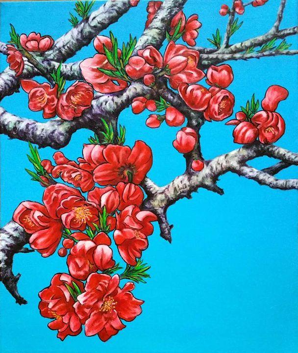 Peach Blossom - JeArt