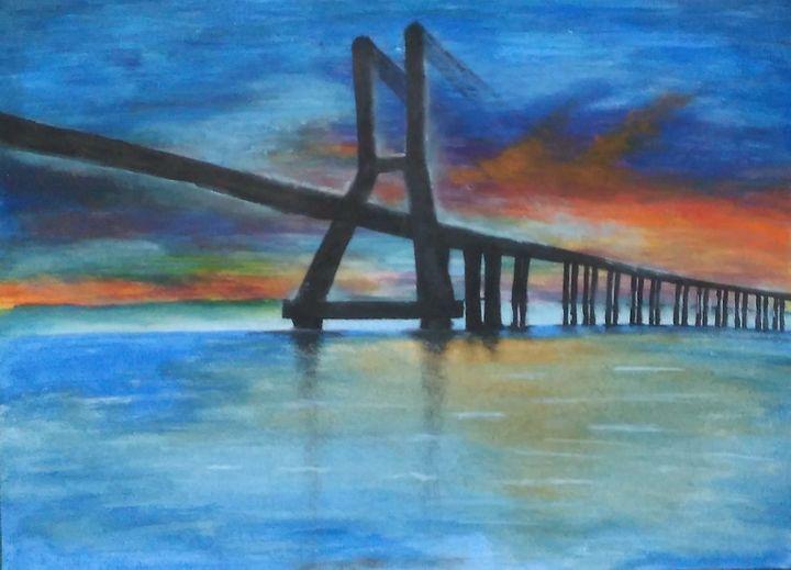 bridge to success - saravani Arts & Crafts