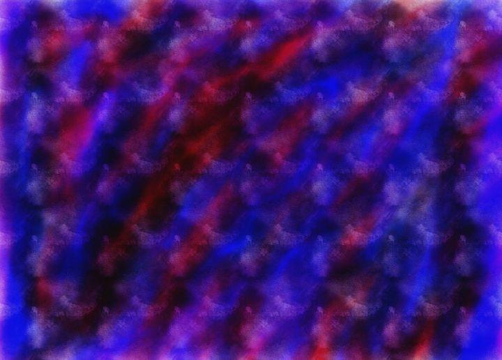Bleeding Blue - Nicole Pomert