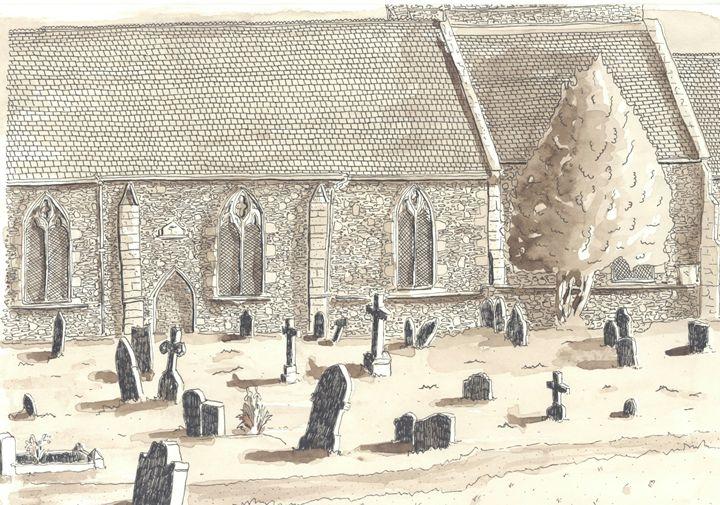 St Mary's, Fownhope - Mel Tranter