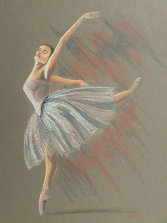 Perfect Pose - Antoinette Parker