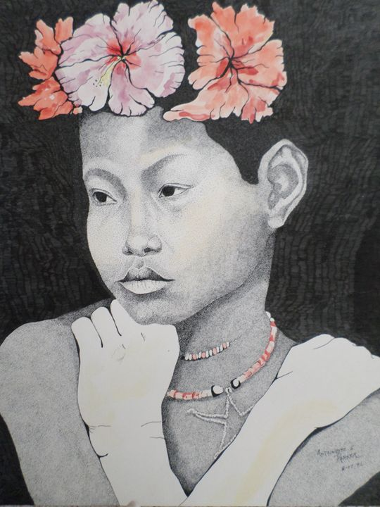 Island Princess - Antoinette Parker