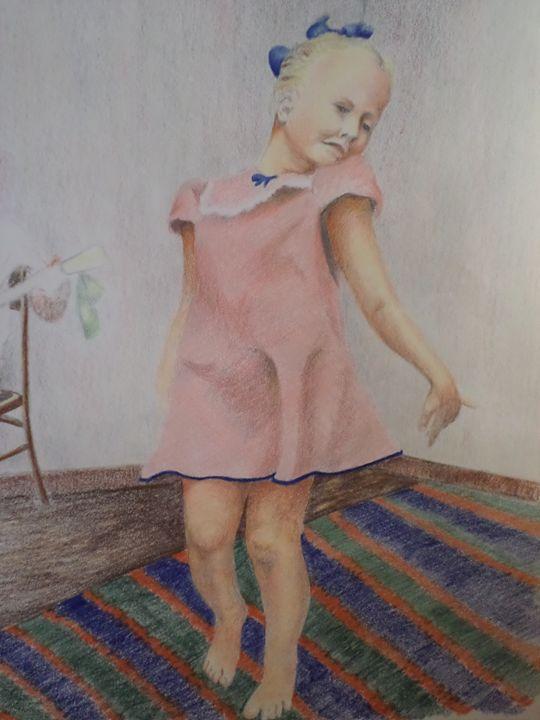 Pinkie - Antoinette Parker