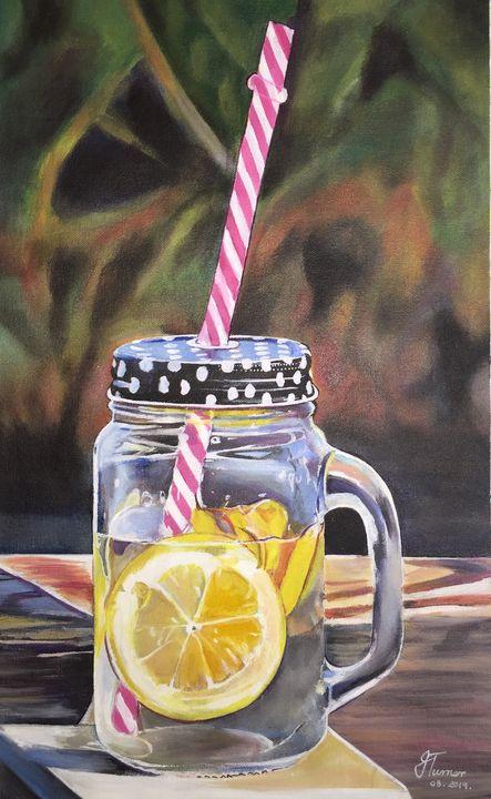 Thirsty - Jud's Art World