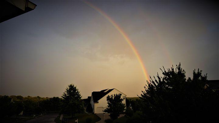 Rainbow - Ethans Art
