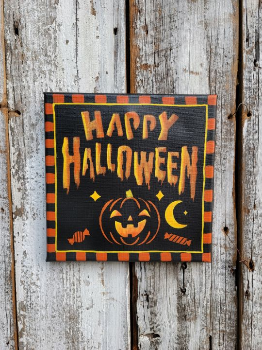 Happy Halloween - Phyllis Spaw Designs