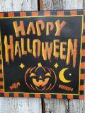 Happy Halloween  canvas