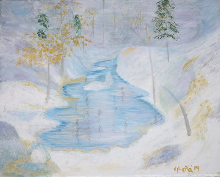 Peaceful Winter - Vilova gallery