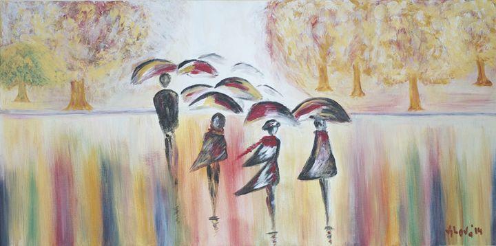 In the Rain - Vilova gallery