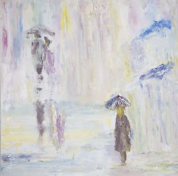 Rain Abstract - Vilova gallery