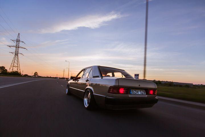 Rolling shot - PROPER Cars